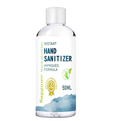 WJKL&MCN Portable Mini Travel/Hotel Size 50/100ML Household Dvanced Gentle Outdoor Moisturizing Soothing: Clothing