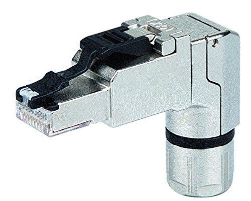 Telegartner MFP8 Angle Plug T568A Cat.6A