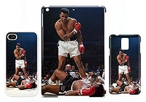 Muhammad Ali Knockout Samsung Galaxy S4 Fundas del teléfono móvil de calidad