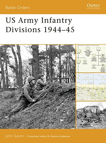 US Army Infantry Divisions 1944–45 (Battle Orders) PDF