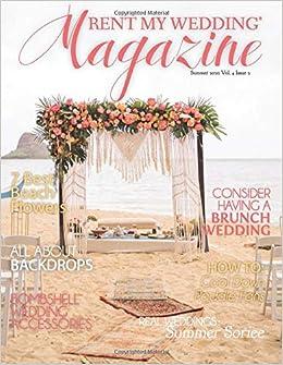 RENT MY WEDDING Magazine - Summer 2020: Amazon.es: Kubin ...
