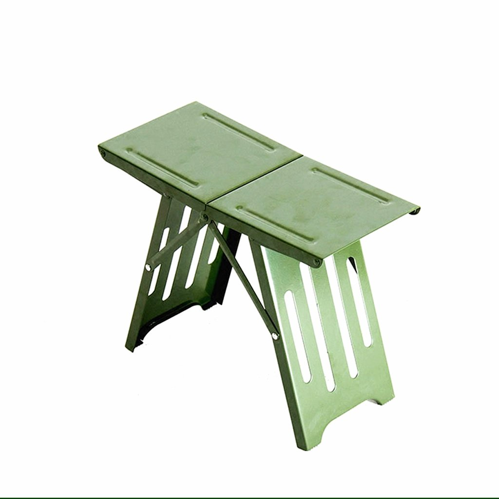 Duzhengzhou uper Strong Foldable Step Stool for Adults and Kids - 21cm in Height (Color : Small)