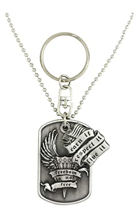 Amazon.com: Harley-Davidson perro etiqueta, la libertad no ...