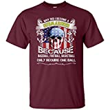 Why Did I Become A Submariner? Funny Submariner, US Navy Submarine T-Shirt (XL,Maroon)
