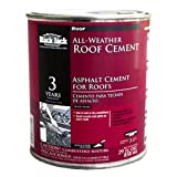 GARDNER-GIBSON 9/14/6230 29 oz Wet Dry Roof Cement
