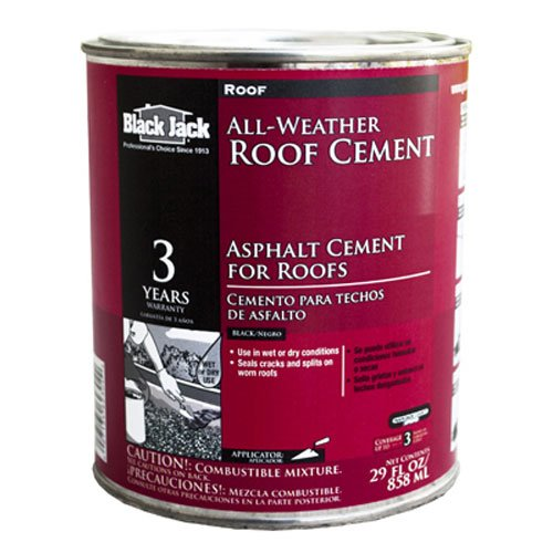 GARDNER-GIBSON 9/14/6230 29 oz Wet Dry Roof Cement ()
