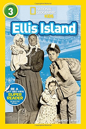 Amazon.com: National Geographic Readers: Ellis Island ...