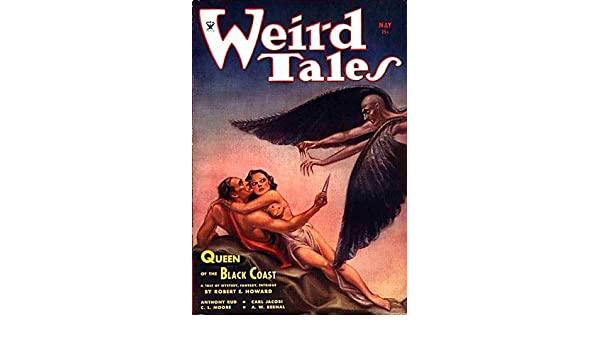 Weird Tales: Queen of the Black Coast eBook: Howard, Robert E ...
