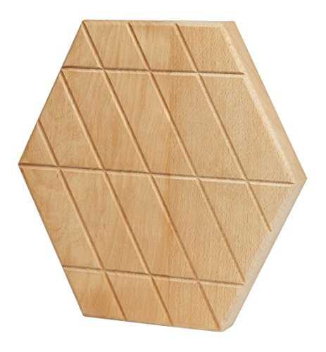 Areaware-Grid-Serving-Plank-Small-Brown