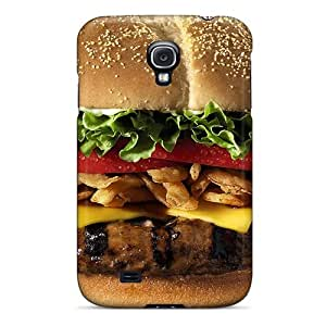 High-end Cases Covers Protector For Galaxy S4(ham Burger)