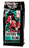 EQUAL EXCHANGE ORGANIC SISTER'S BLEND COFFEE, GROUND, 16 OUNCES
