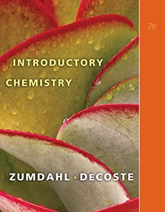 introductory chemistry steven zumdahl pdf 7th edition
