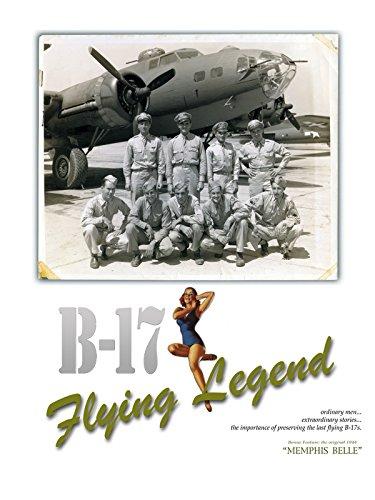 B-17 Flying Legend - Flying Memphis Story Fortress Belle
