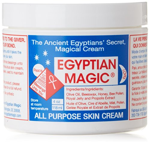 Crème pour la peau de magie égyptienne, 4 oz