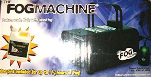 The Fog Machine -
