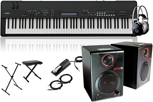 Yamaha CP40 Stage 88-Key Stage Piano with RPM3 Monitors, for sale  Delivered anywhere in USA