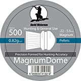 David Nickerson Magnum Dome 0.22 Pellets