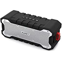 AUKEY Outdoor Wireless Bluetooth Speaker with 30-Hour...