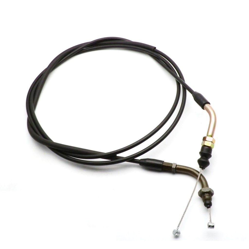 Amazon.com: YunShuo Throttle Cable GY6 125 150cc Gas Scooter TaoTao SUNL Roketa Tank: Automotive