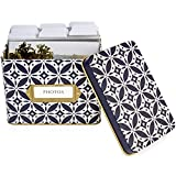Jot & Mark Photo Organizer Storage Tin Box Set