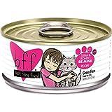 Best Feline Friend Tuna & Bonito Be Mine, (pack of 8, 5.5oz cans)