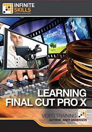 Amazon com: Learning Apple Final Cut Pro X for Mac [Download