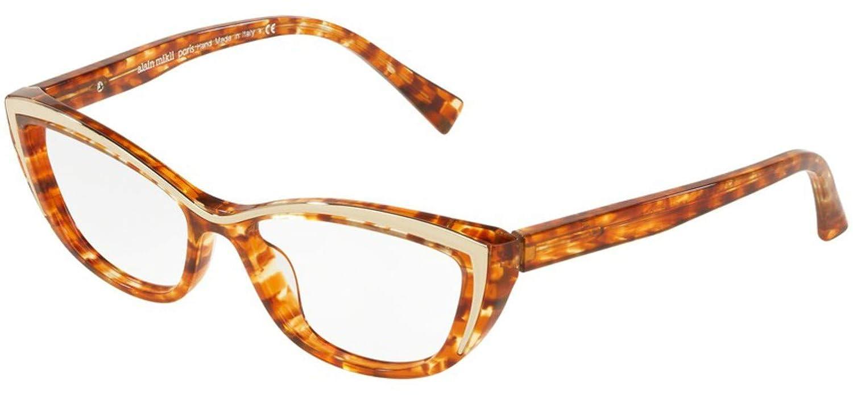 Eyeglasses Alain Mikli A 3092 002 TORTOISE DAMIER//GOLD