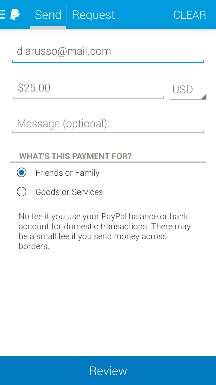 AmazonCom Paypal Appstore For Android