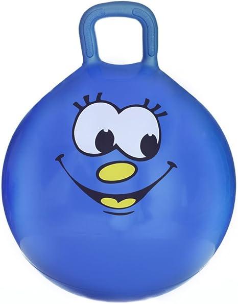 Spokey Smiling Face Niños Salto Ball hüpfball Saltador Salto ...