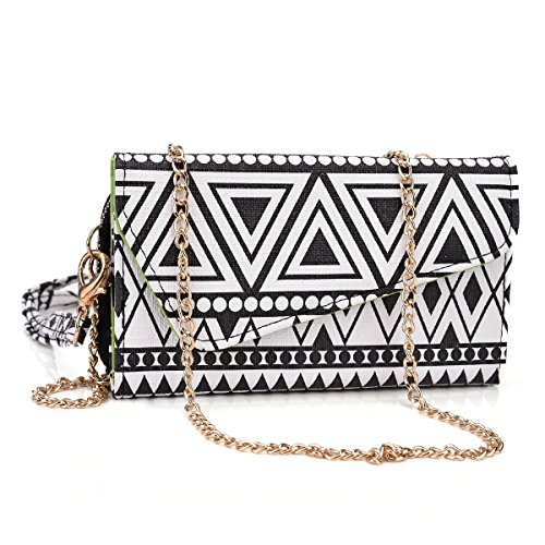 kroo-clutch-wristlet-purse-with-gold-tone-chain-for-smartphones-frustration-free-packaging-black