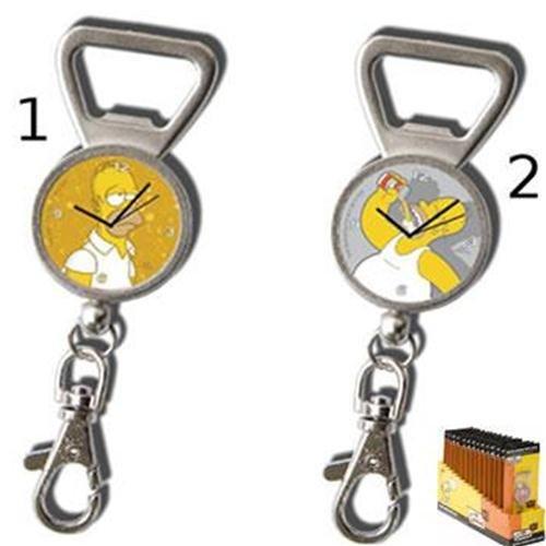 Los Simpson United Labels GIFSMP014 Llavero con abrebotellas y reloj con diseño de Homer (modelo 2)https://amzn.to/2BaWMCx