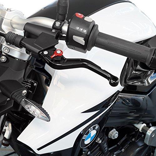 V-Trec Motorrad Kupplung Bremshebel-Set f/ür KTM 390 Duke 13-19 mit ABE Kurz//Lang