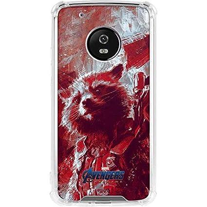 Amazon.com: Skinit Avengers Moto G5 Plus Clear Case ...