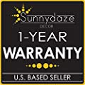 Sunnydaze Water Auto Fill System for Outdoor Fountains, Automatically Maintains Water Levels in Fountain
