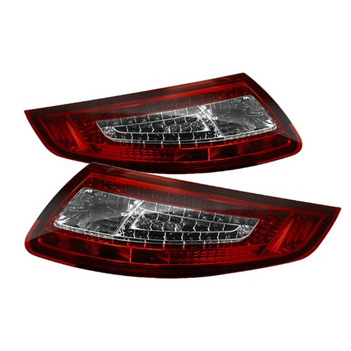 911 Clear Led Tail Light