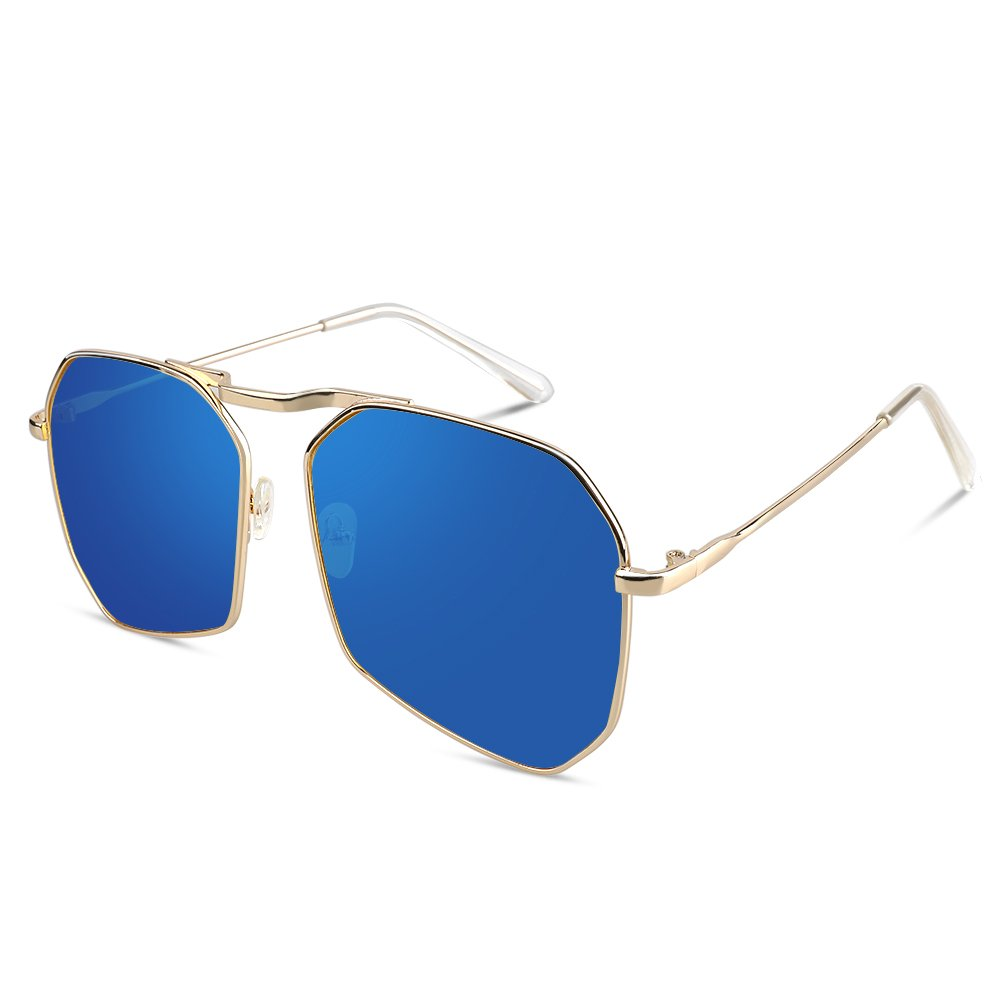 ce4ed032212 SUPERIOR POLARIZED LENS - The premium polarized lens is UV400 protective  and well protects your eyes from harmful rays