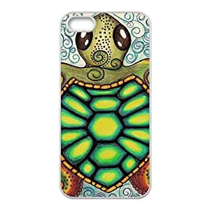 Lovely unique tortoise Cell Phone Case for iPhone 5S