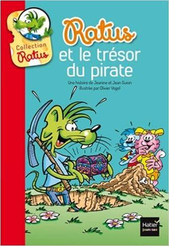 Ratus Poche: Ratus Et Le Tresor Du Pirate