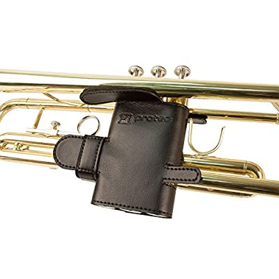 Pro Tec L226SP Trumpet 6-Point Leather Valve Guard from Pro Tec