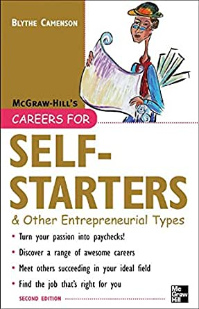 Careers for Self-Starters & Other Entrepreneurial Types, 2nd Edition
