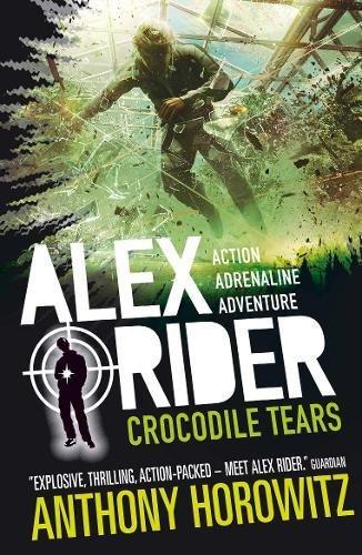 Download Crocodile Tears (Alex Rider) pdf