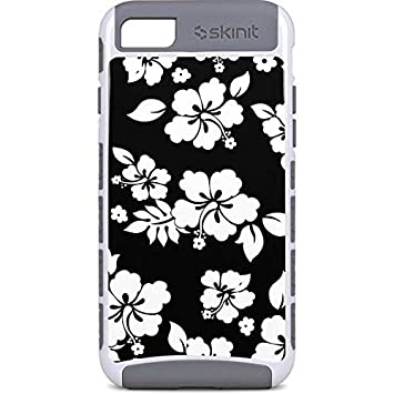 Amazon Com Skinit Floral Patterns Iphone 7 Cargo Case Black And