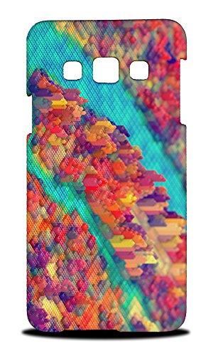 Foxercases Design New York City Love Pride Art Hard Back Case Cover for Samsung Galaxy A3