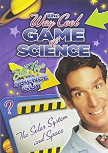 Bill Nye's Way Cool Game of Science: Solar System