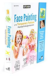 Spicebox Kits for Kids Face Painting Toy