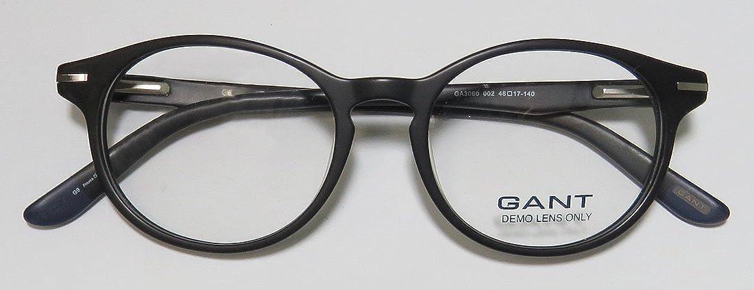 Amazon.com: Gant 3060 Mens/Womens Diseñador Full-Rim ...