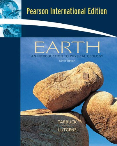 Descargar Libro Earth:an Introduction To Physical Geology: International Edition Edward J. Tarbuck