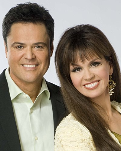 (Donny Osmond & Marie 8 x 10 * 8x10 Photo Picture IMAGE #3 *SHIPS FROM USA* )