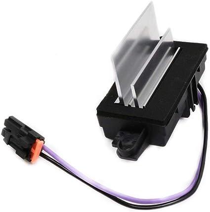 Resistencia de ventilador de calefacción con arnés de cables OEM ...