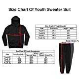 Youth spa Fashion jam Teens Pullover Hoodie and